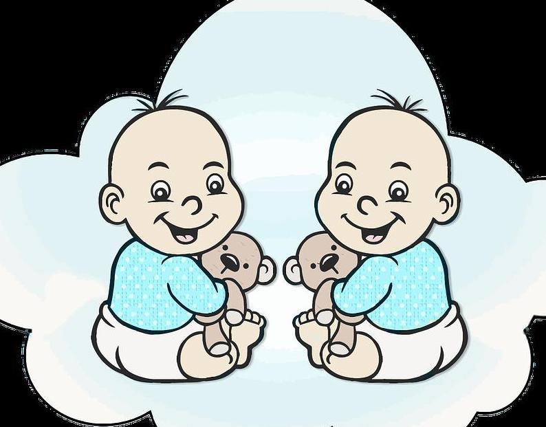 Поздравление с 8 месяцами близнецам мальчикам