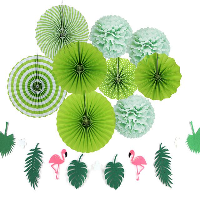 Зеленое украшение