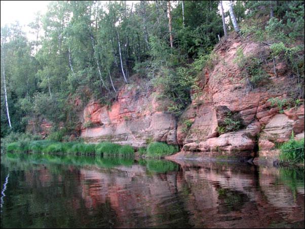 красота реки Плюсса