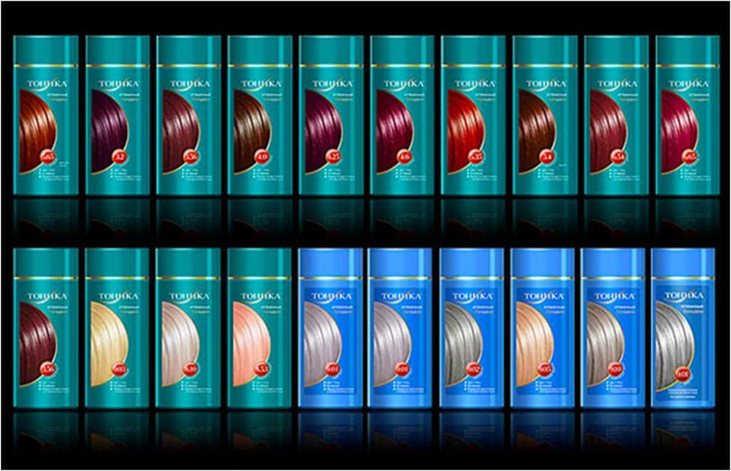 """""""Тоника. Золотой орех"""": состав, особенности использования, выбор цвета, отзывы"""