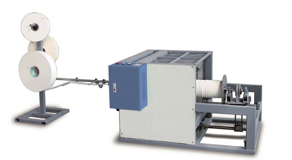 Станок для производства бумажного шпагата