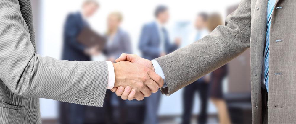 Mutual handshake
