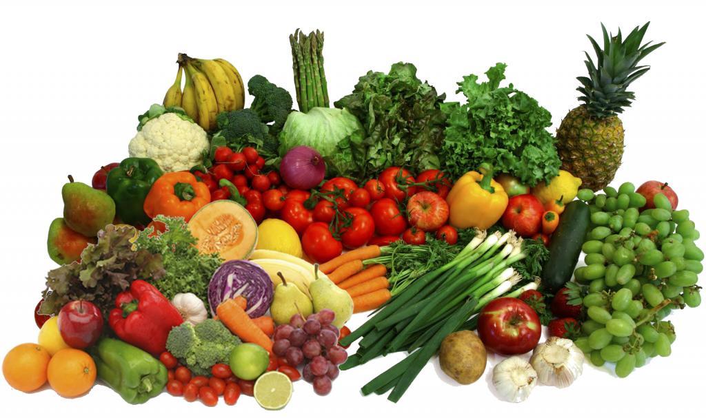 Картинки натуральных витаминов