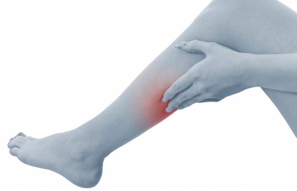 отечность и боль в ногах