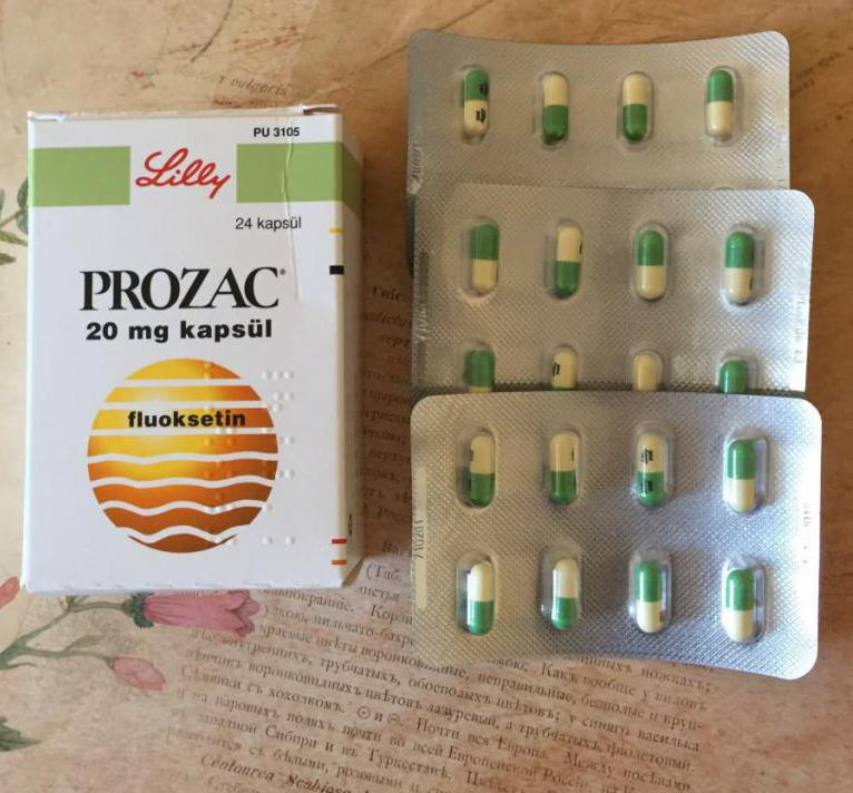 лечение антидепрессантами