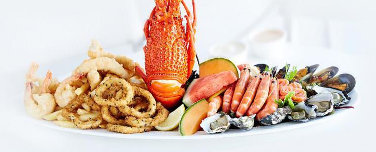 морепродукты при болезнях щитовидки
