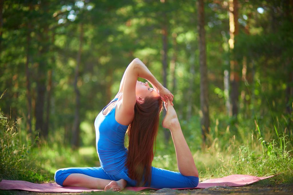 безопасные упражнения при варикозе