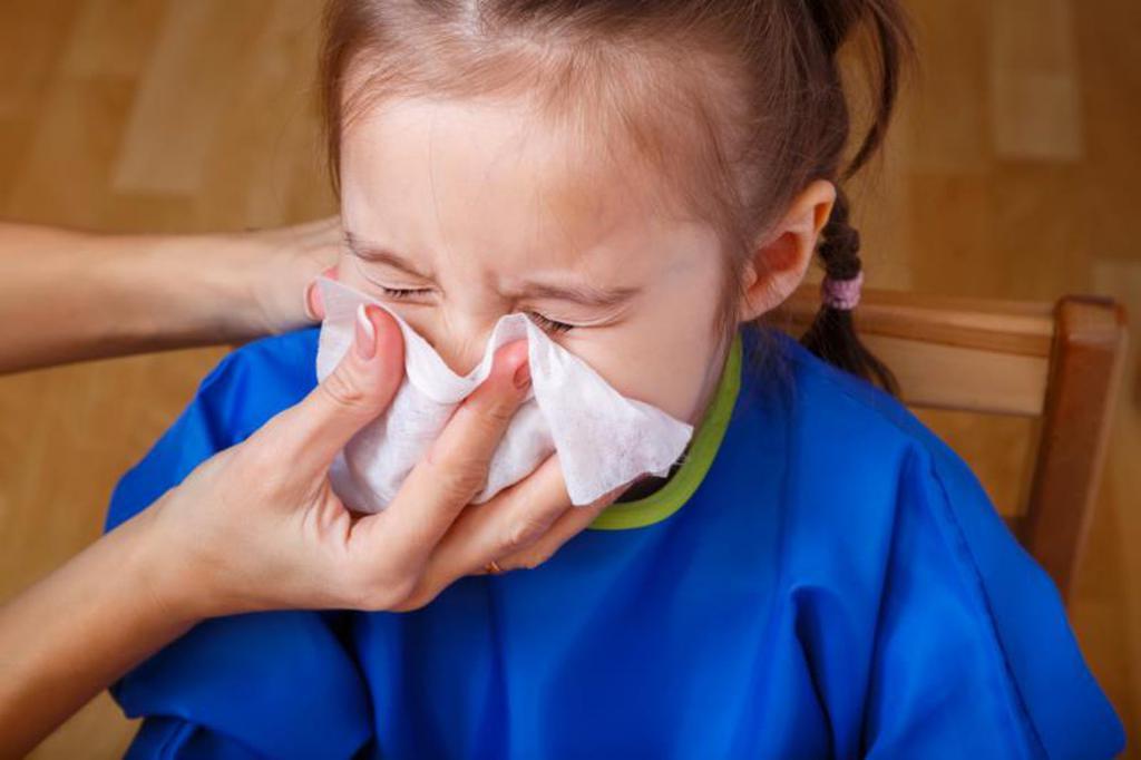 Частый насморк у детей: причины, методы лечения и профилактика