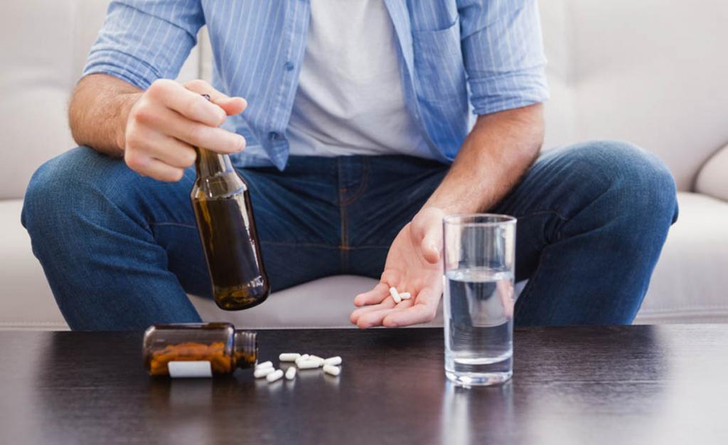 Кетанов и алкоголь последствия