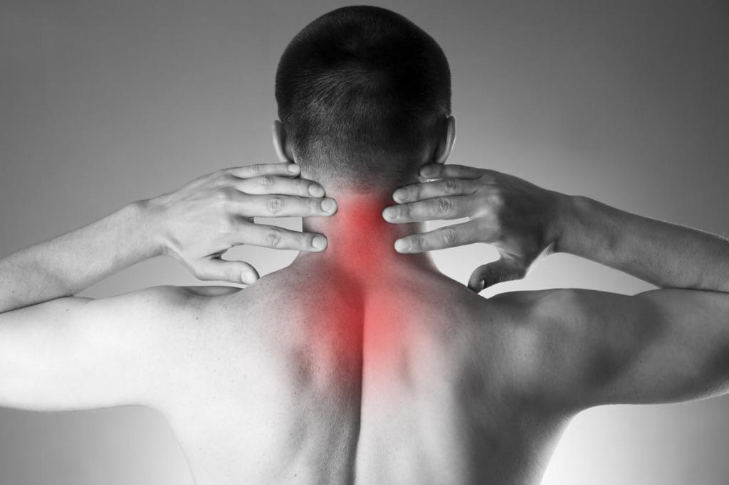 Влияние шейного остеохондроза на горло