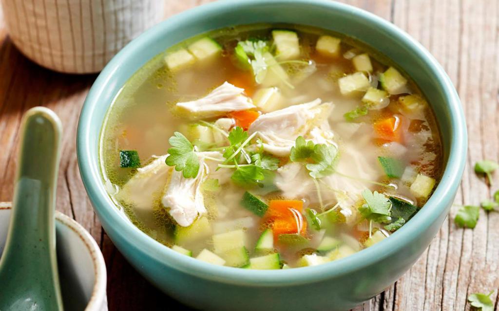 протертый овощной суп рецепт при панкреатите