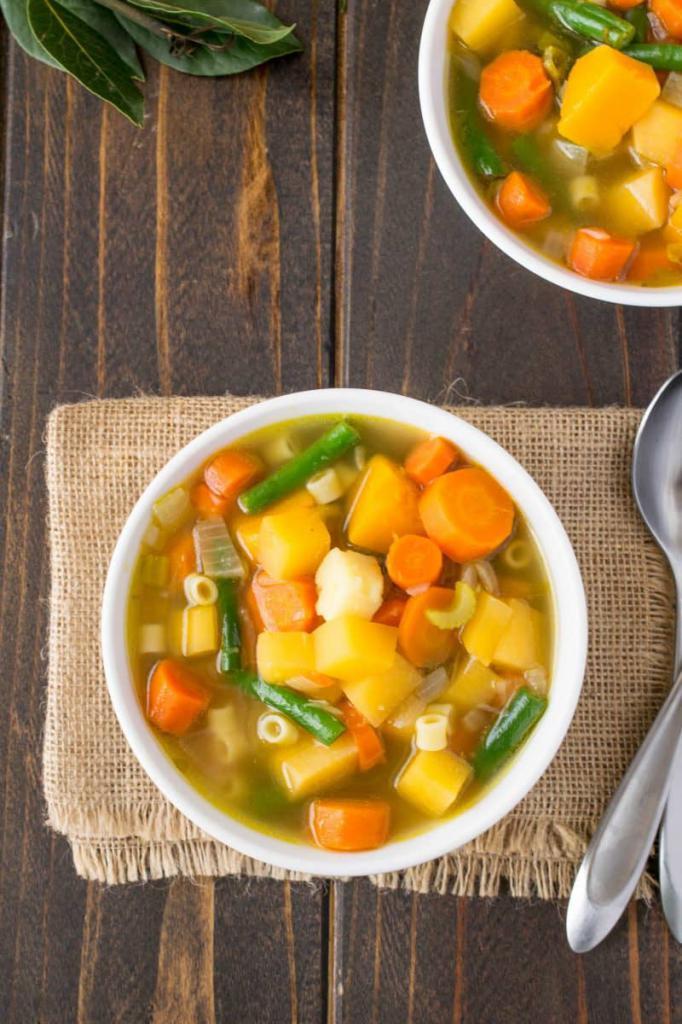 вкусный суп при панкреатите