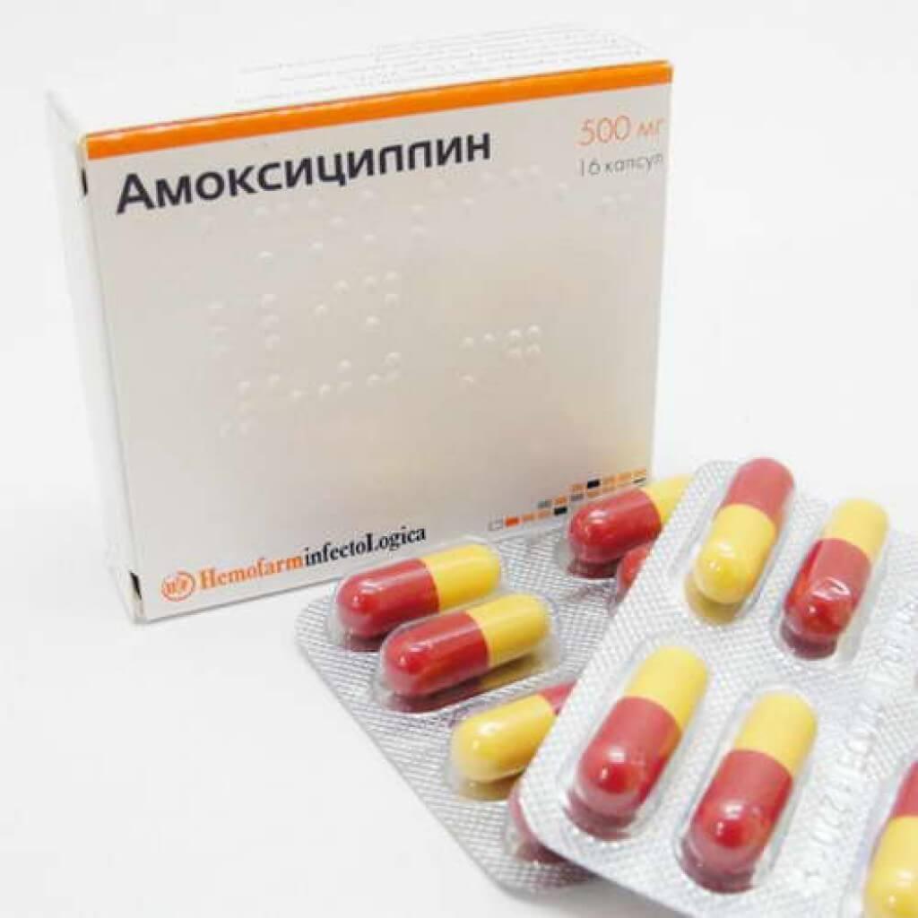 амоксициллин при мочеполовых инфекциях