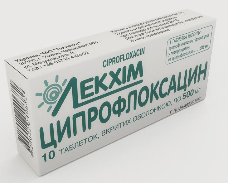 антибиотики при воспалении мочеполовой системы у женщин