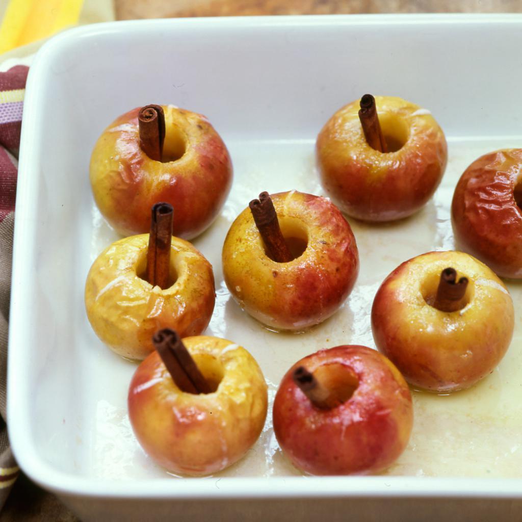 Какие яблоки можно есть на диете