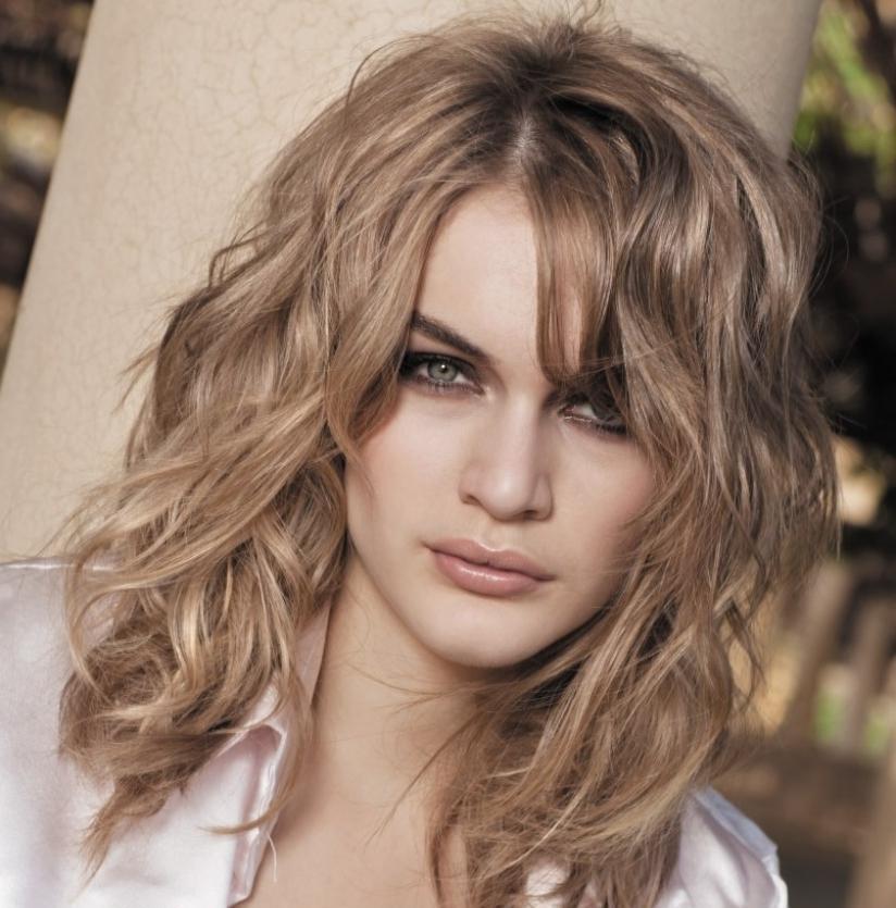 рапсодия на волнистых волосах