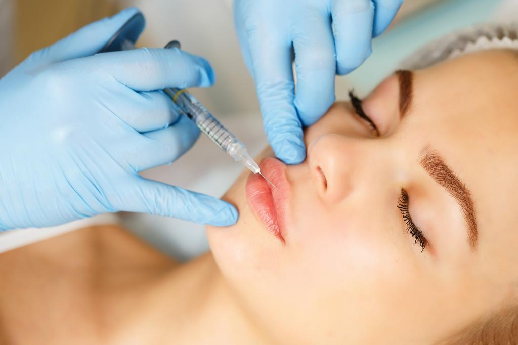 How painful is lip augmentation?