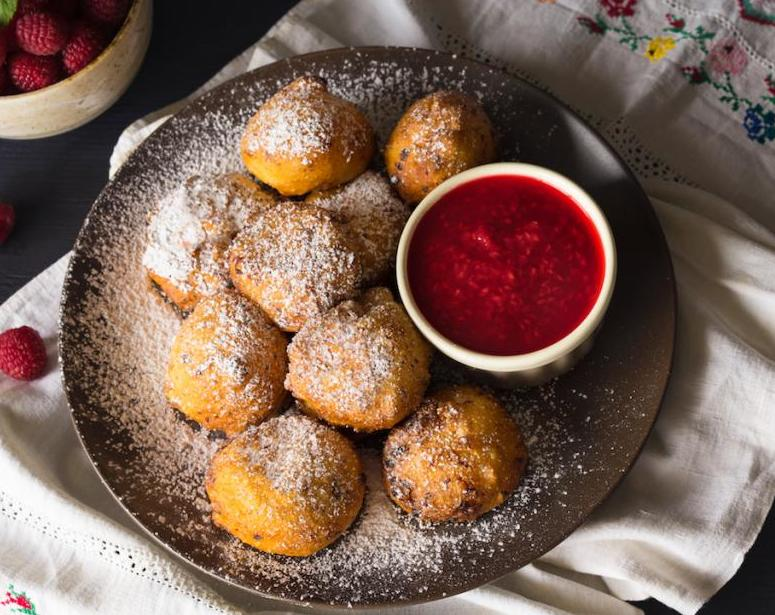 low calorie donuts with cottage cheese