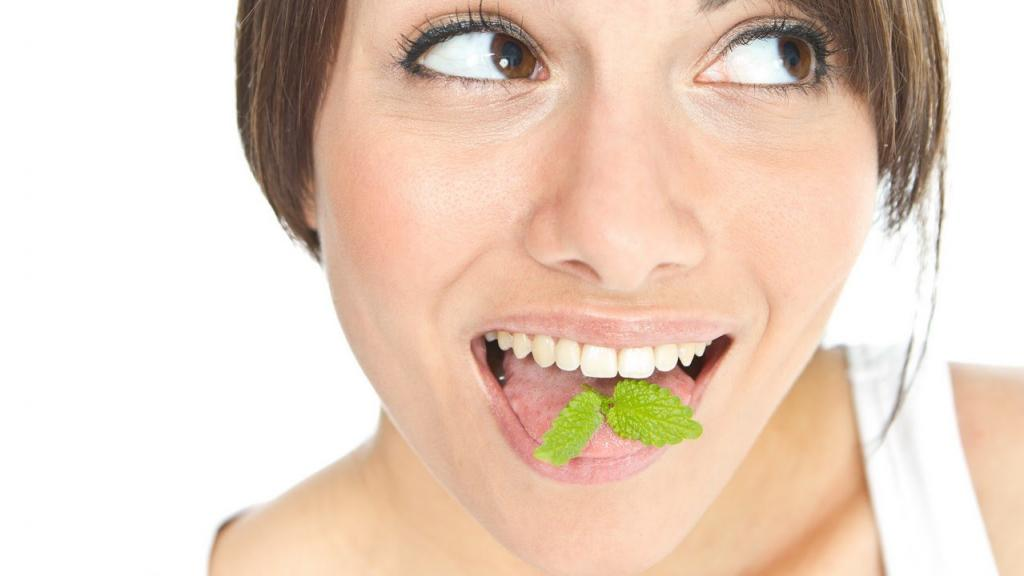 питание и запах из желудка