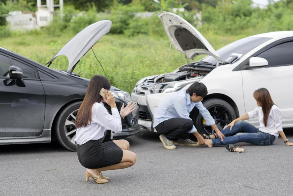why dream of having an accident