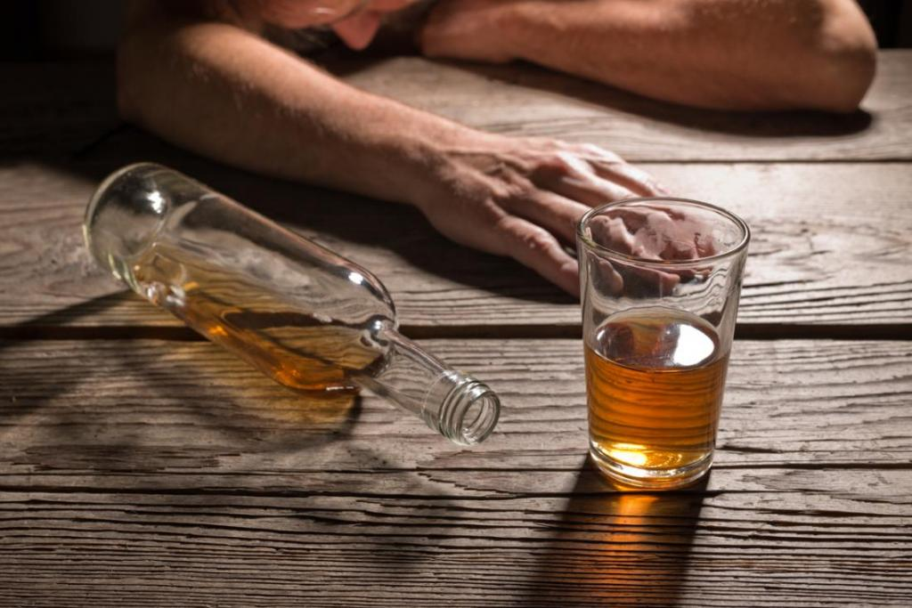 алкоголизм и корвалол