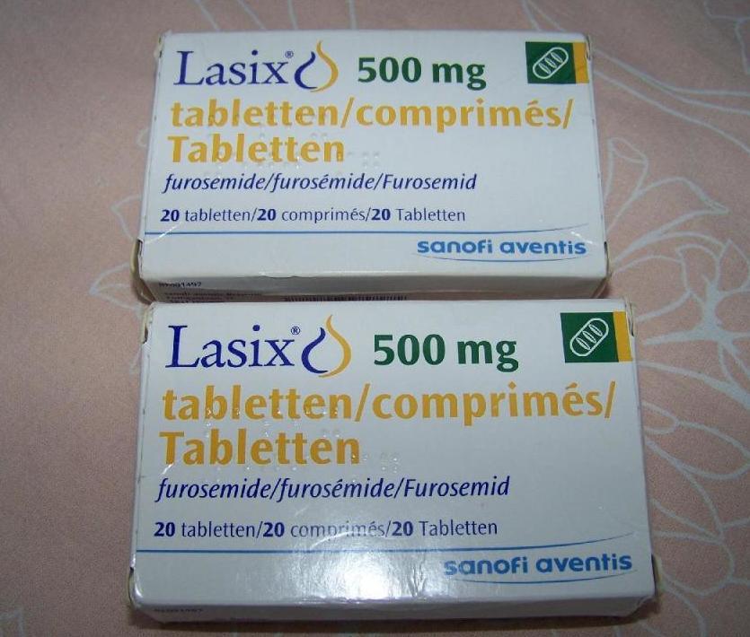 Чем отличается лазикс от фуросемида