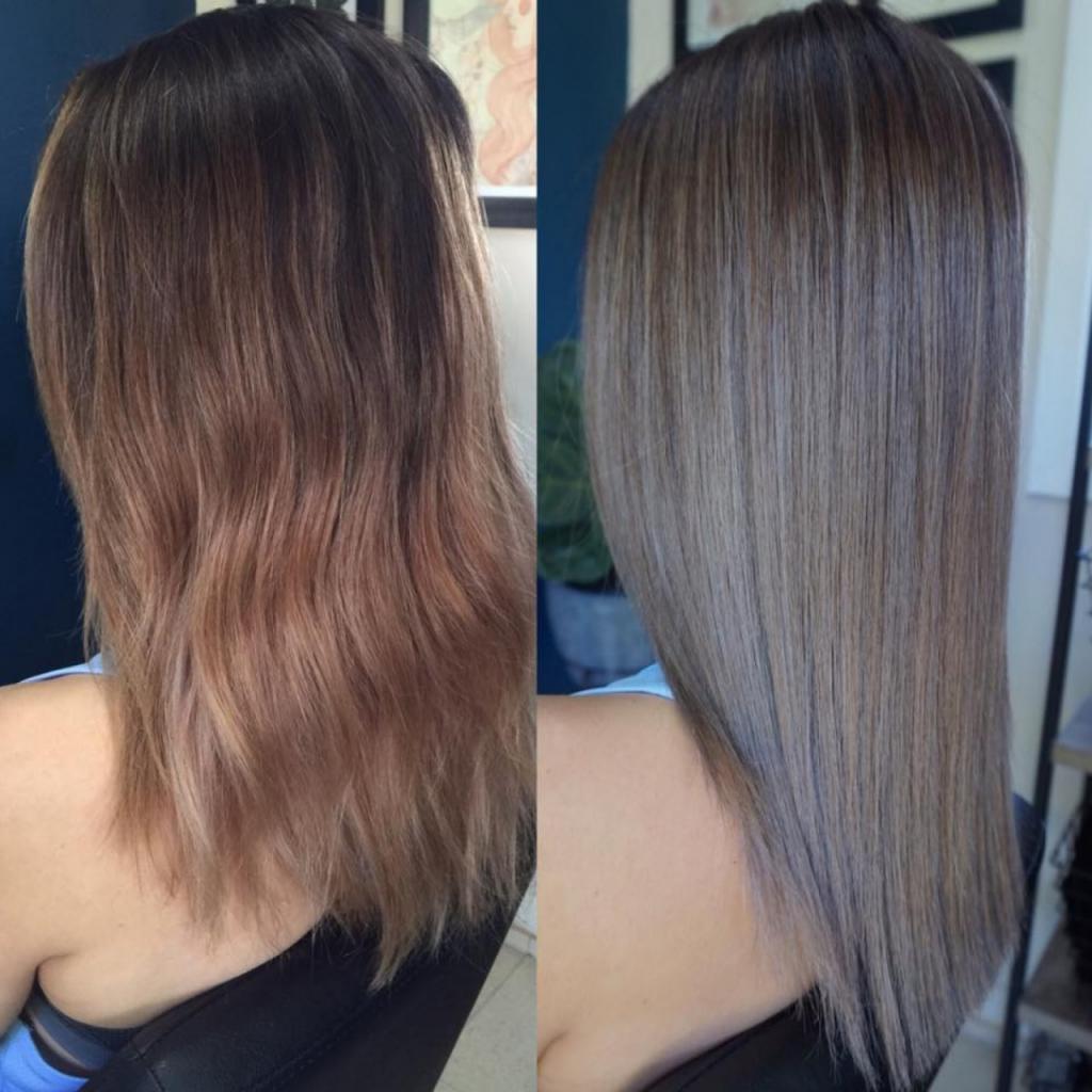 Коричнево-русый цвет волос: модные оттенки, особенности окрашивания