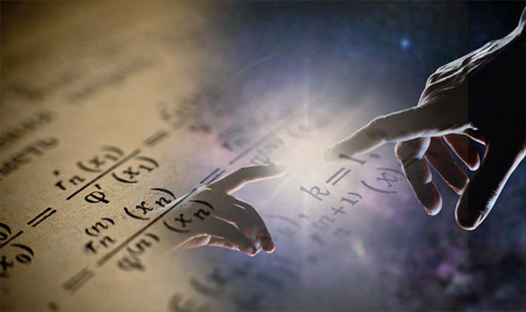 Mathematical proof of the existence of God