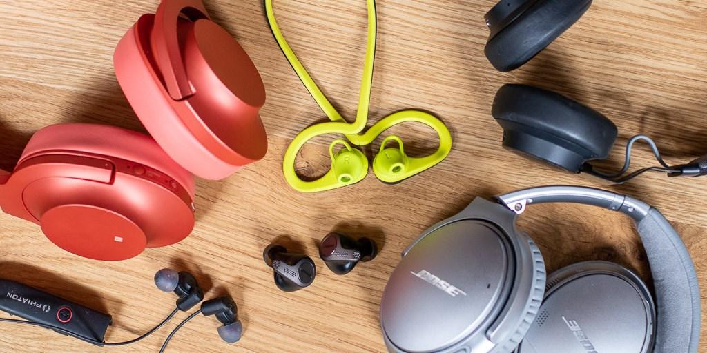 Wireless Headphones for iPhone