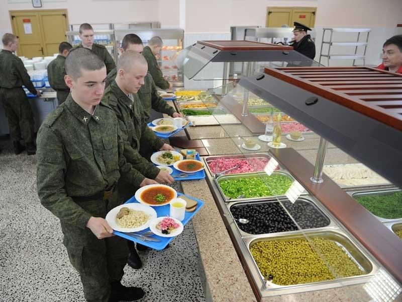 ведь еда в армии россии фото камера будет работать