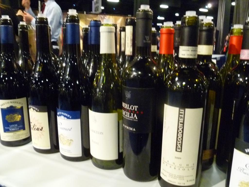 Итальянские вина названия и фото