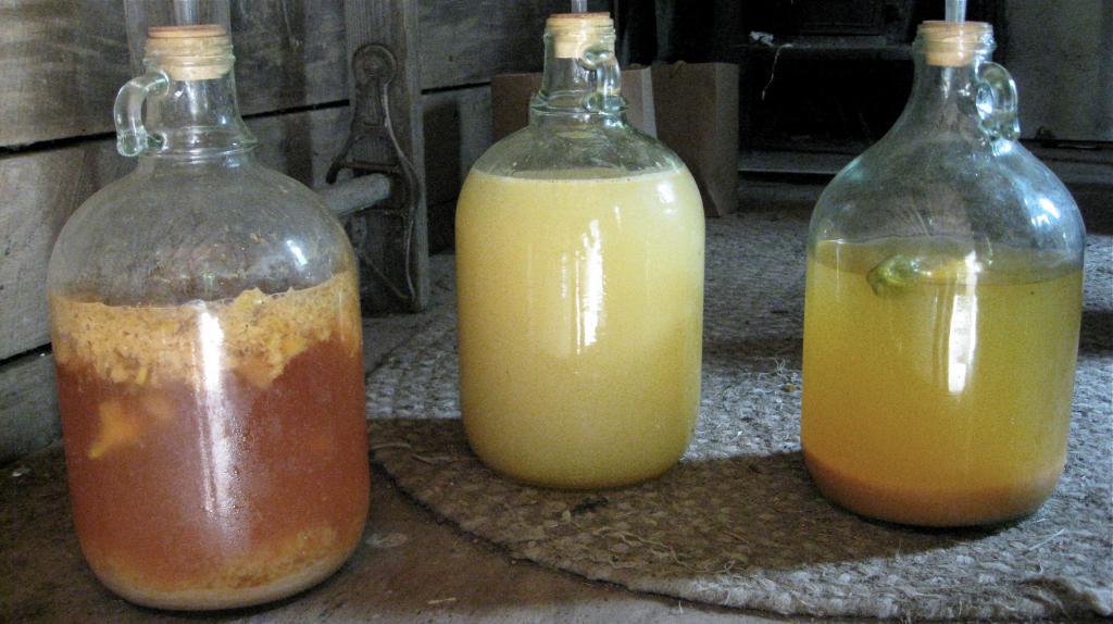 Разновидности напитка