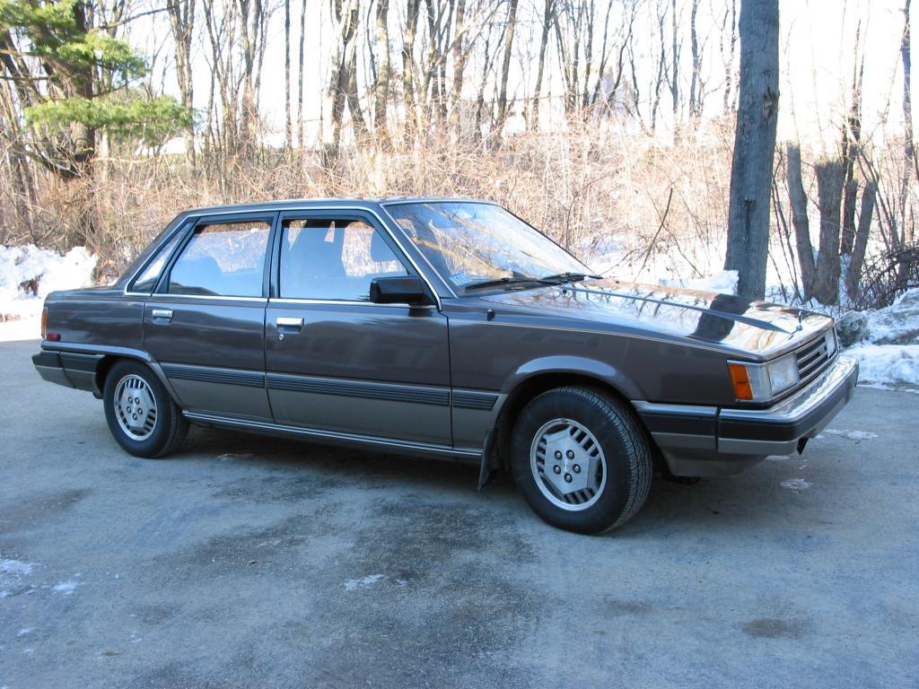 Тойота Камри 1986