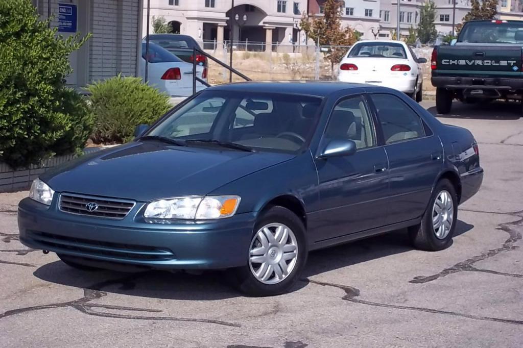 Автомобиль года - 2001