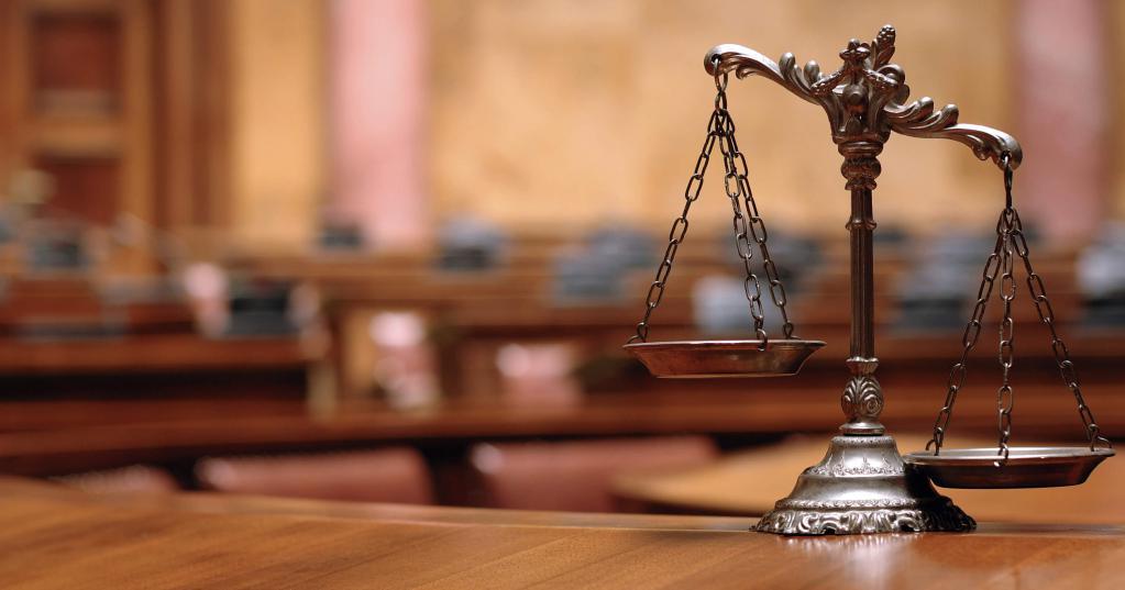 Весы судьи