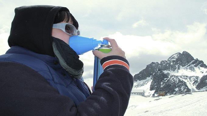 Гипоксия в горах