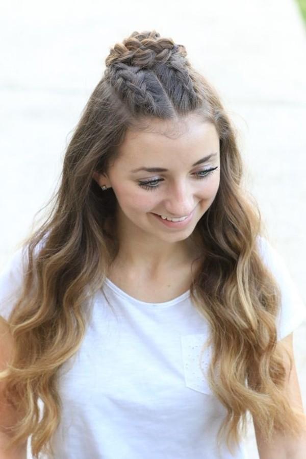 Подростковые прически для девочек: модные тенденции, советы по выбору, фото