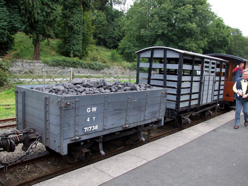 Coal tank