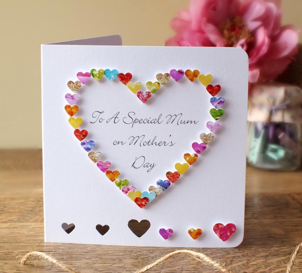 Прикольные мышка, открытки с днем рождения мама от дочери своими руками видео