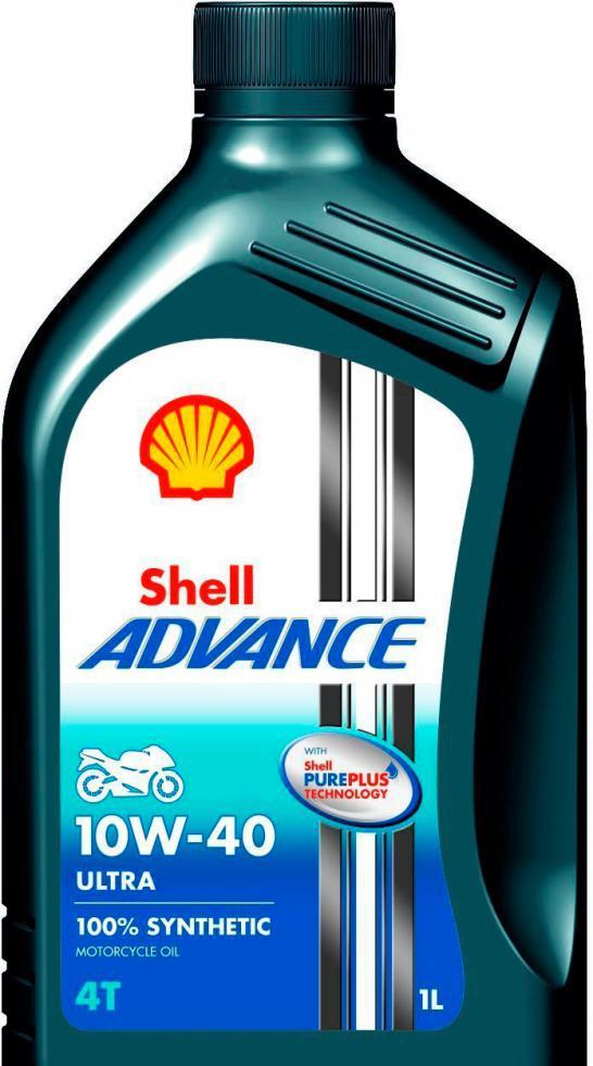 Моторное масло 10w-40 бренда Shell