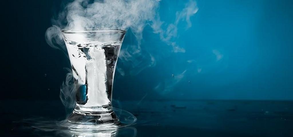 холодная водка