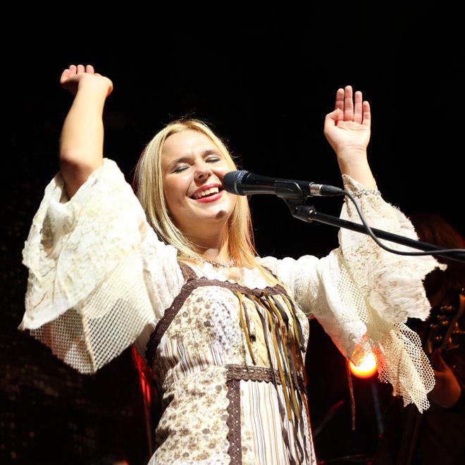 Singer Pelageya