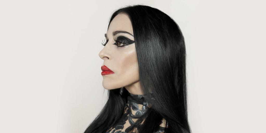 Singer Diamanda Galas