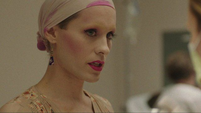 Jared Leto as a transgender woman