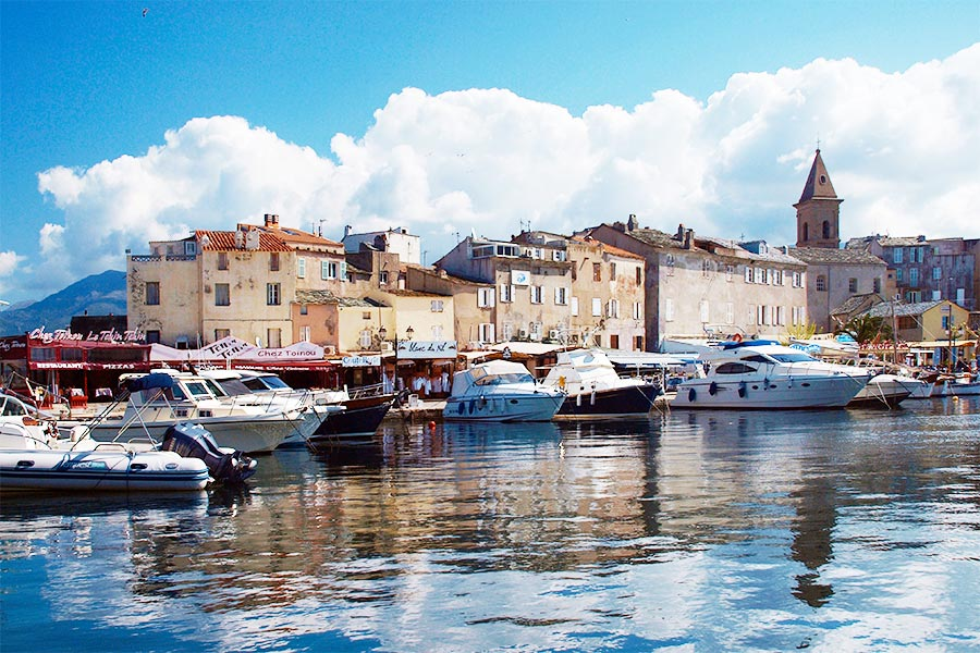 Holidays in Corsica