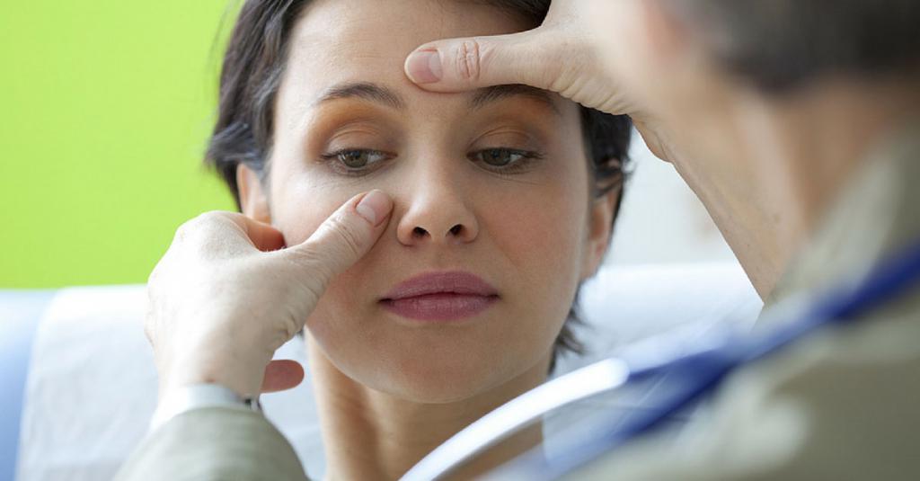 Признаки гайморита у взрослых и детей, лечение