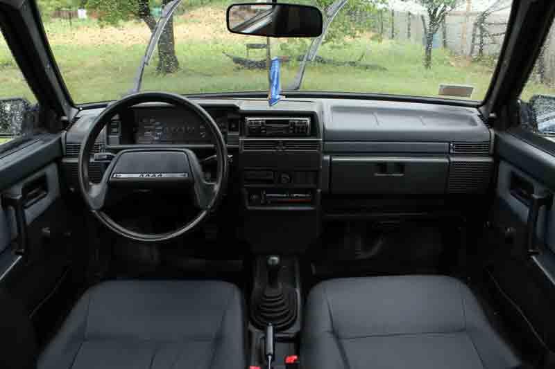 Салон ВАЗ-21083