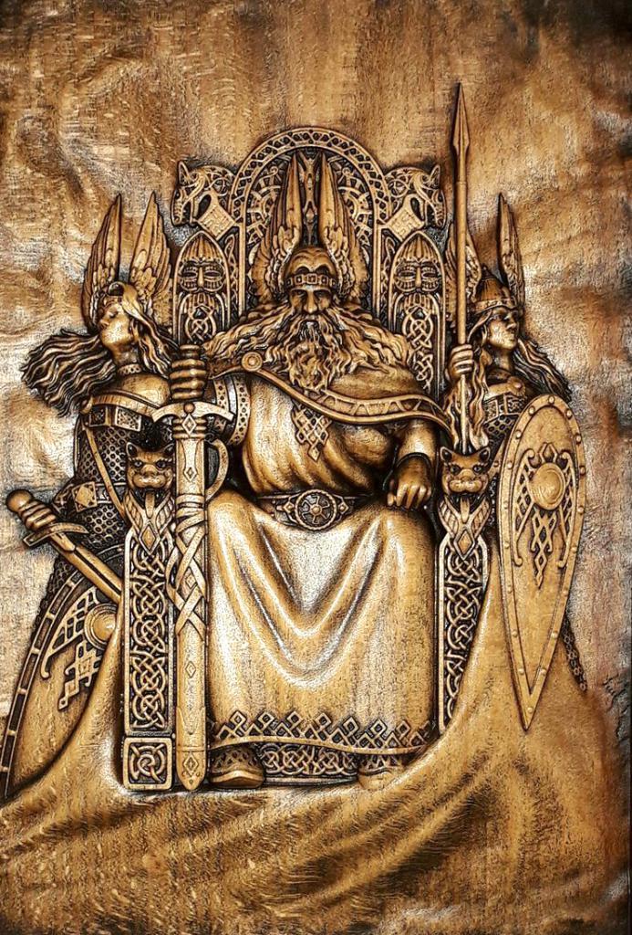 Род-славянский бог картинки