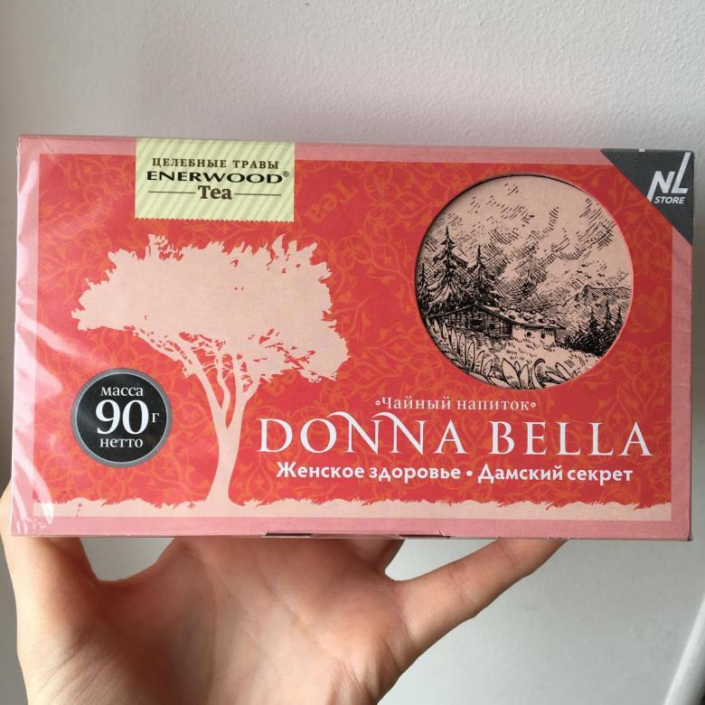 женский чай донна белла инструкция