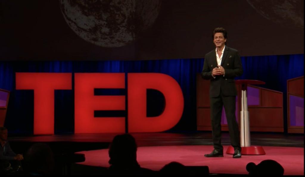 Выступление Ted Talks